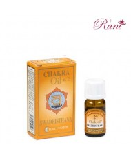 Olio essenziale 2° Chakra Swadhistana