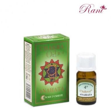 Olio essenziale 4° Chakra  Anahata