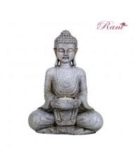 Statua Buddha candelina