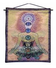 Arazzo yogi chakra -collezione