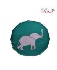 Cuscino meditazione bimbi elefante