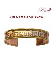 Braccialetto Om Namah Shivaya