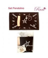 Set Pendolino Quarzo Bianco