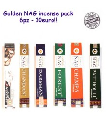 Promo Incensi Golden Nag