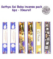 Promo Incensi Sathya Sai Baba