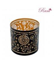 porta candele elefante oriente