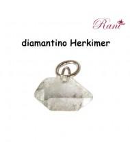 Ciondolo Diamantino Herkimer
