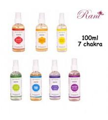 Set 7 Spray per ambiente Chakra