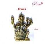 Brahma in ottone