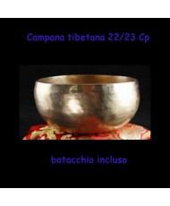 22.5 Campana tibetana cp