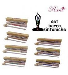 Barre Sintoniche Set 7 chakra