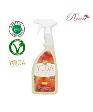Detergente per tappetini yoga