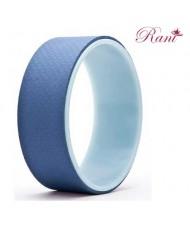Ruota per Yoga TPE blu