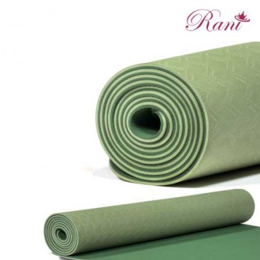 Tappetino TPE Premium Verde